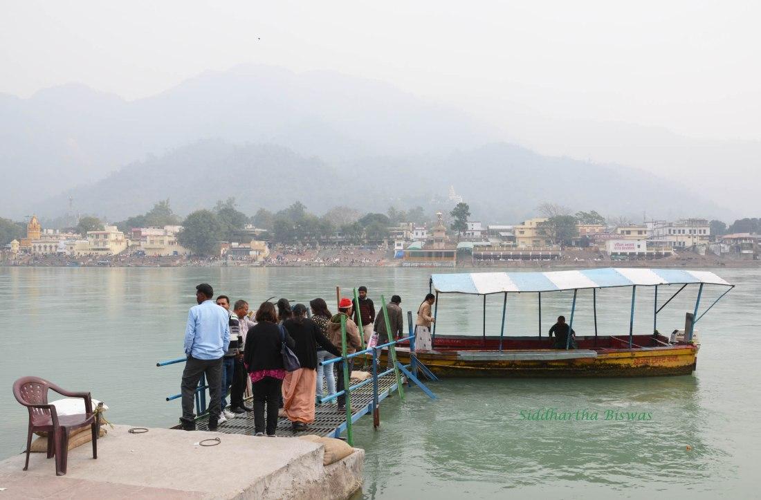Boat Rishikesh