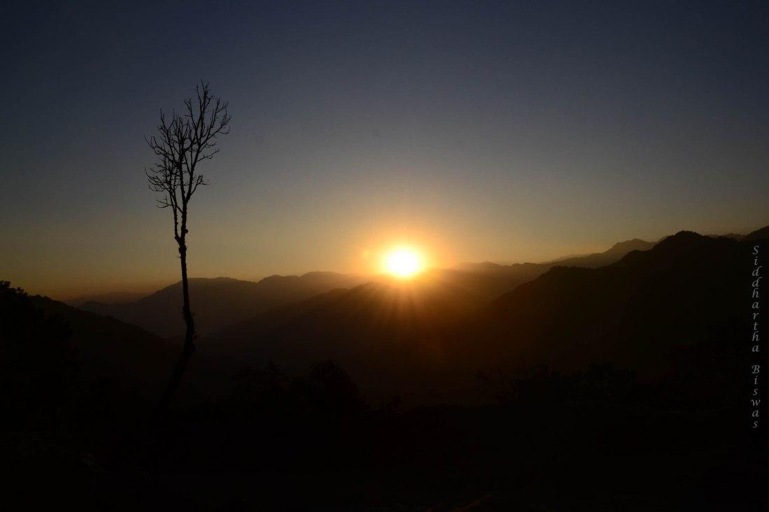 Borong Sunset