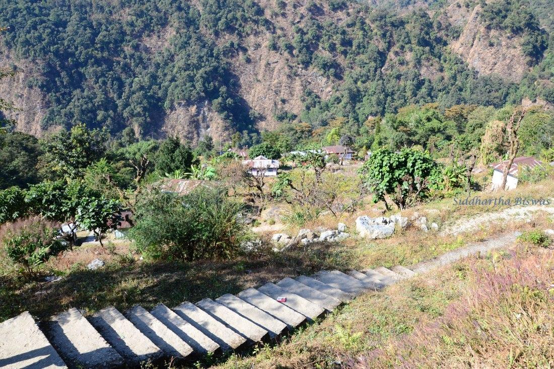 Ralong Spring Path