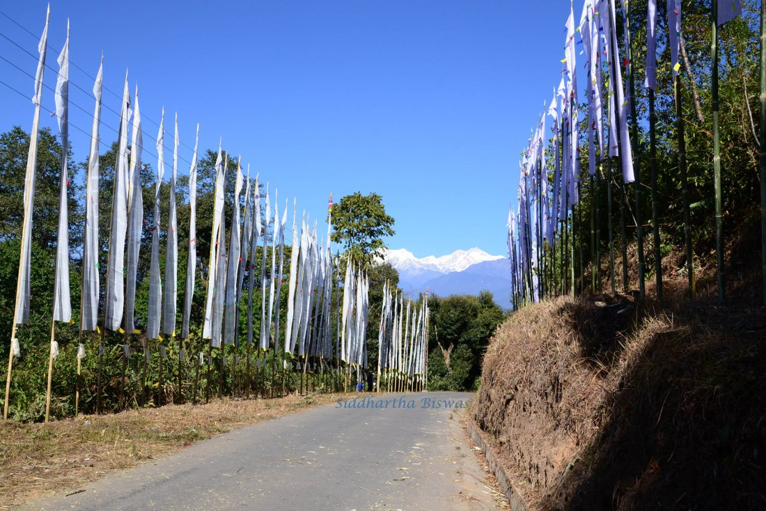 Rinchenpong Road