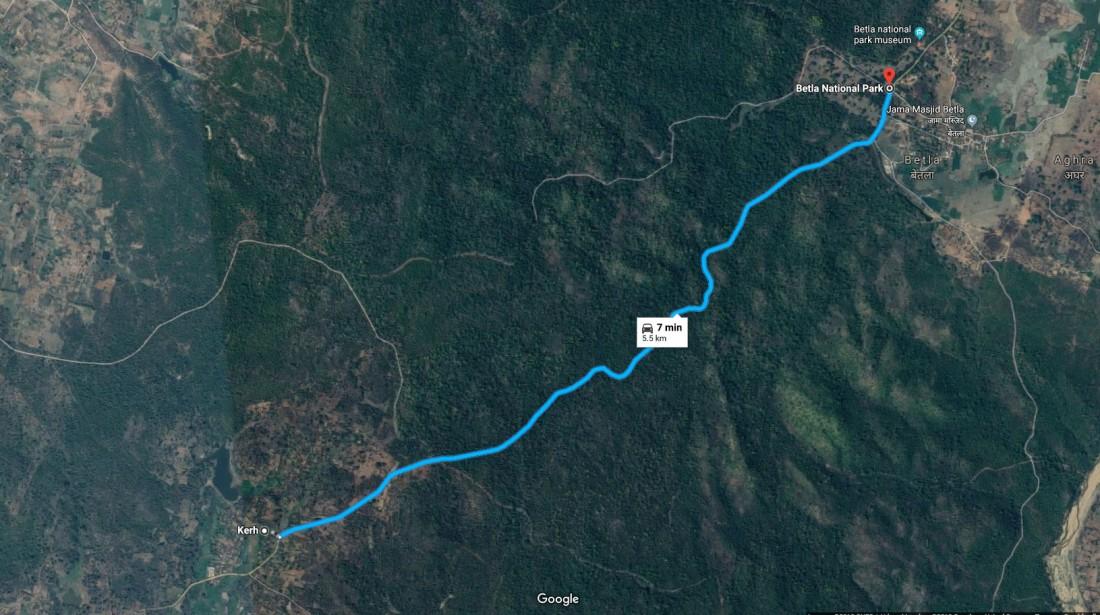 Kerh Map