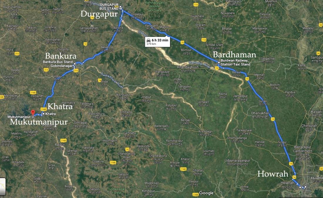 Map Mukut 2